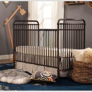 Vintage Inspired Nursery Furniture