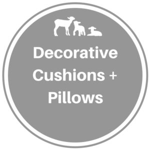 Decorative Cushions and Pillows