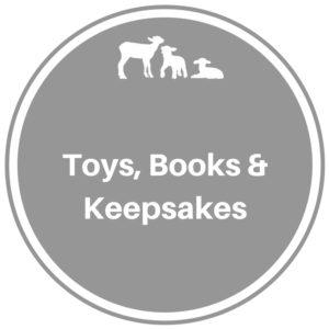 Toys, Books & Keepsakes