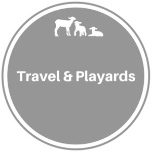 Playards, Portable Bassinets & Accessories
