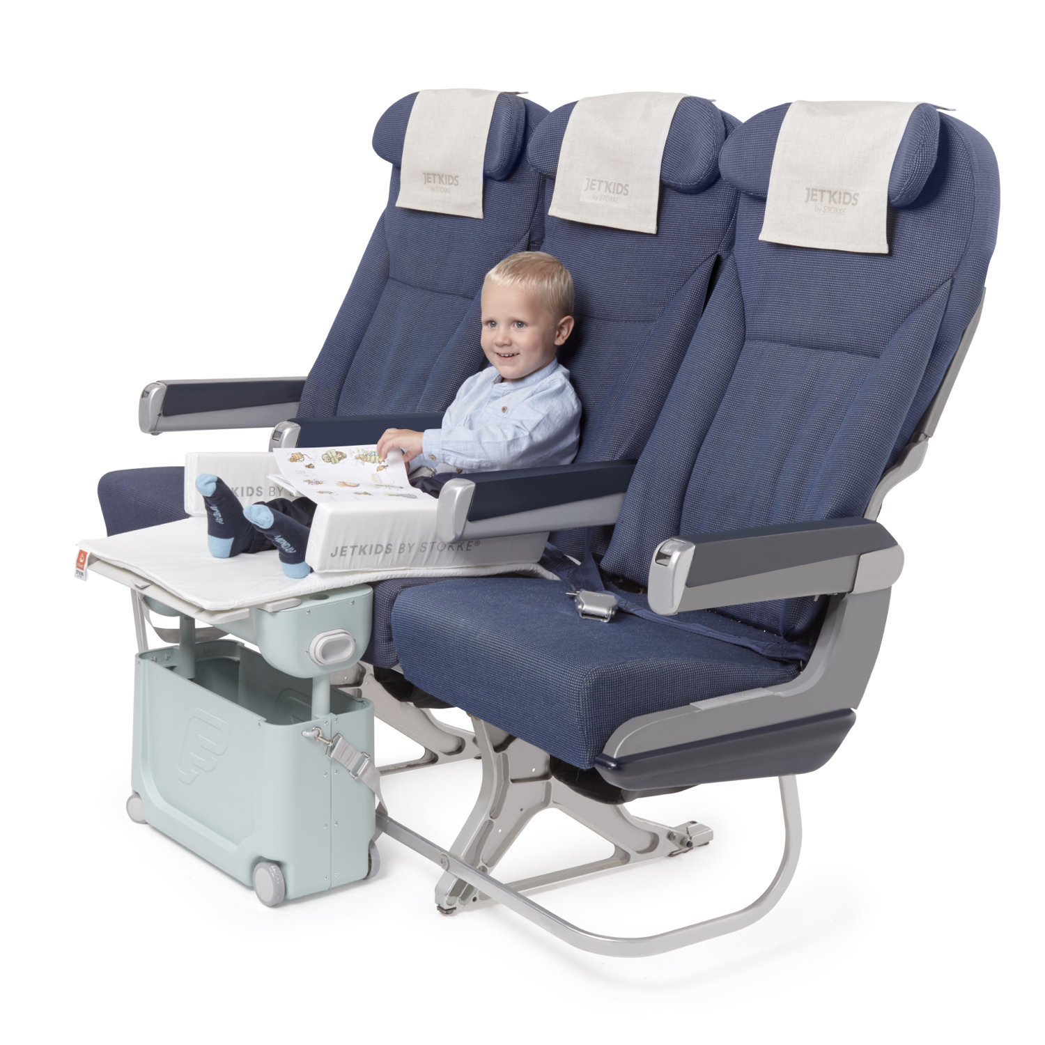 Jetkids By Stokke Bedbox Blue Sky Your One Stop Baby