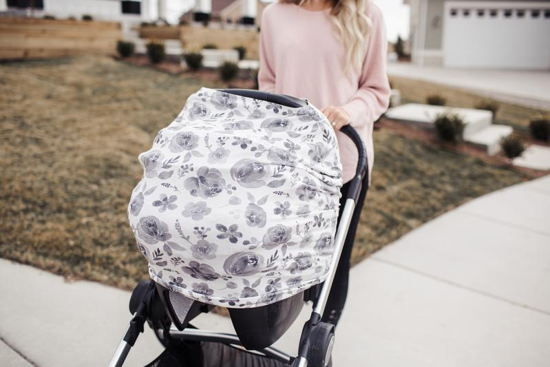 Copper Pearl Multi Use Cover Rowan Your One Stop Baby Shopyour One Stop Baby Shop
